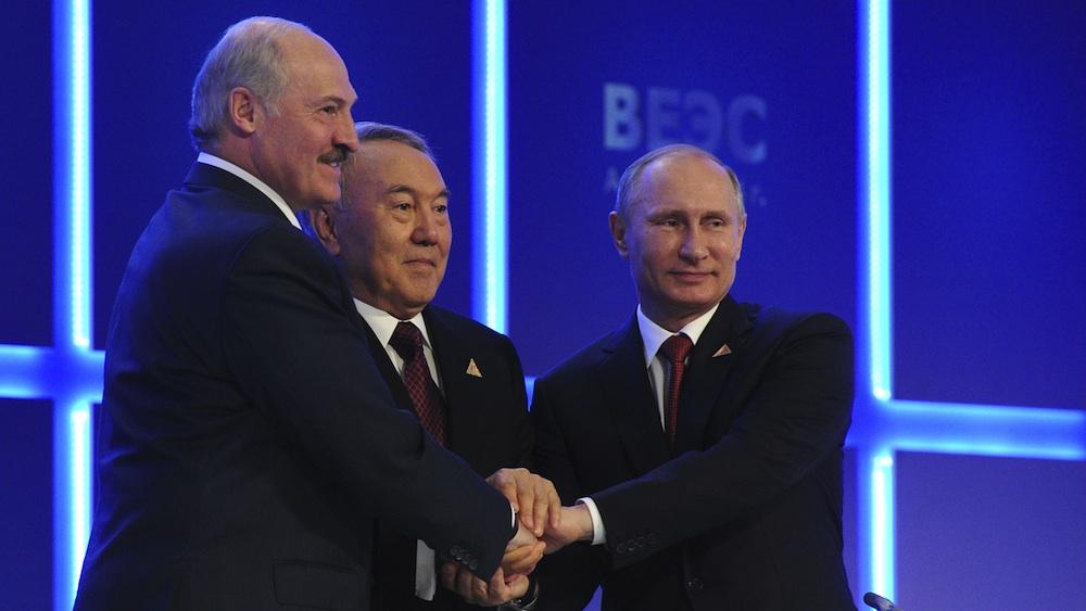 (c) REUTERS/Mikhail Klimentyev/RIA Novosti/Kremlin
