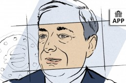 Close Up: Mario Draghi