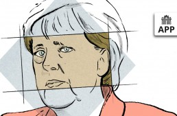 Close Up: Angela Merkel