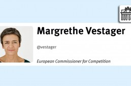In 140 Characters: Margrethe Vestager