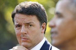 Renzi's Big Gamble