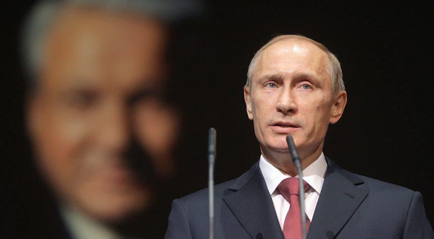 The Eternal Putin