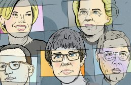 Close-Up: Merkel's Heirs