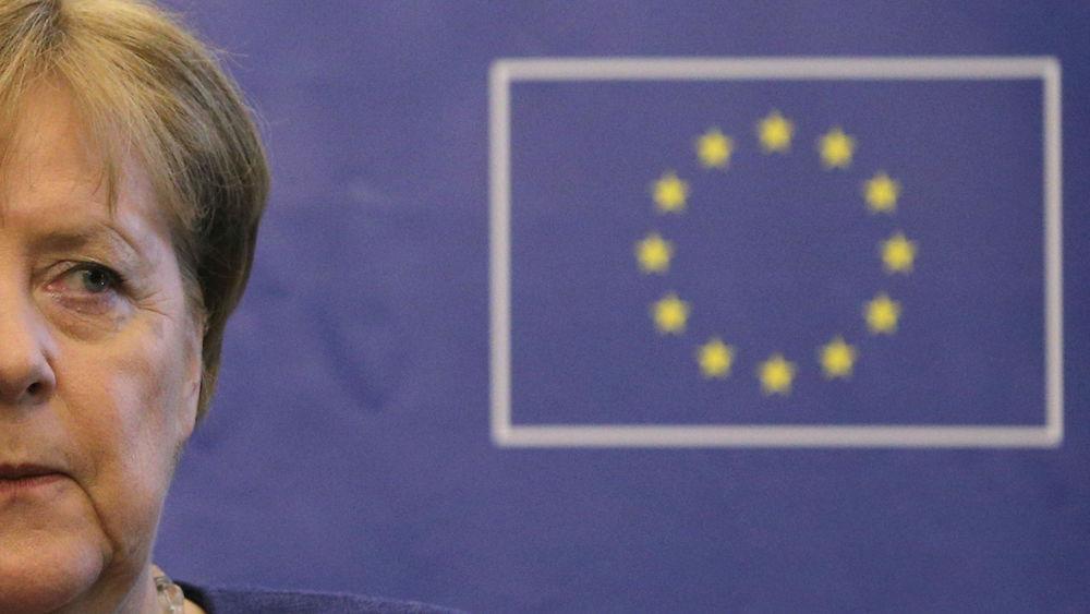 Waiting for Merkel