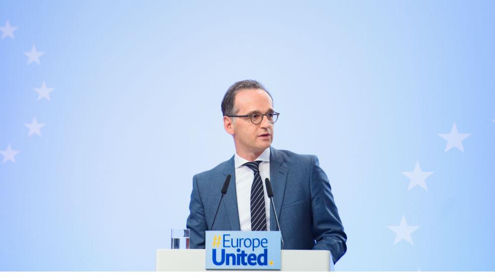 Maas: Europe Needs More Courage