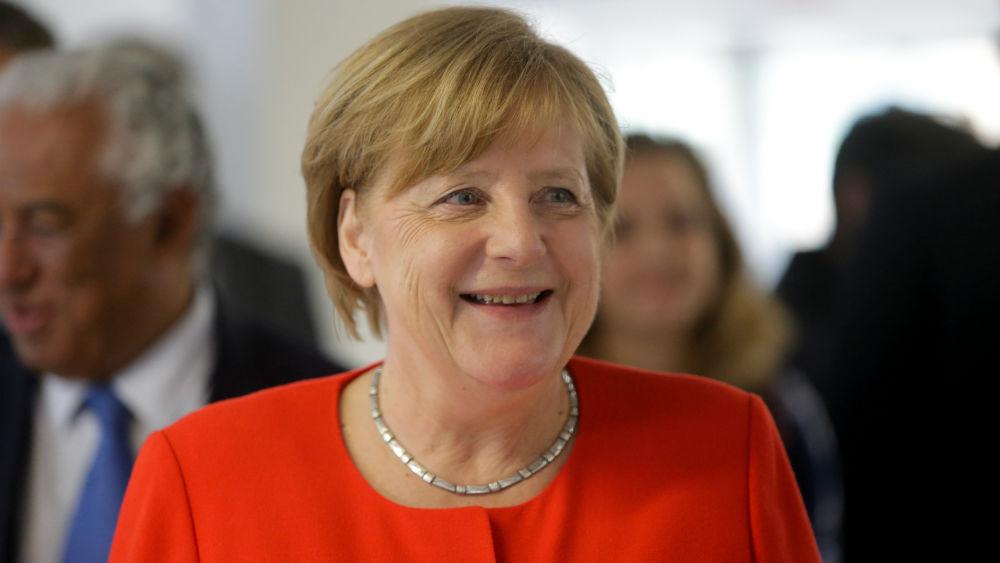 On EU Reform, Merkel Takes the Middle Road