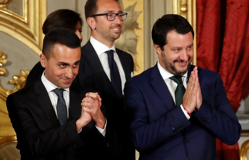 The EU Needs to Work with Italy