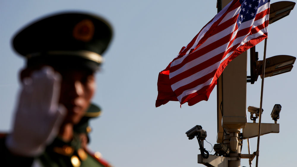 Trade Wars: The US, China, and Europe in Between