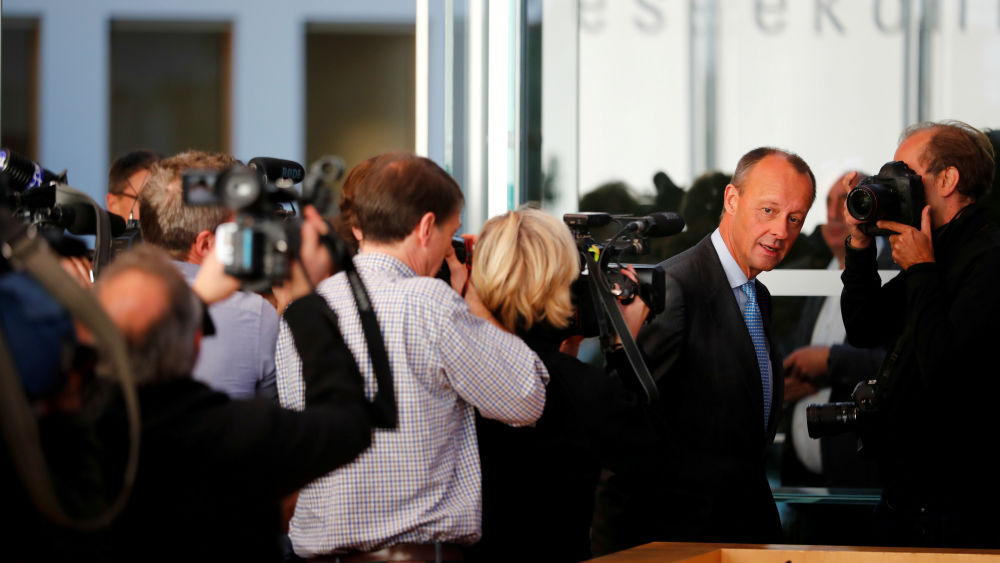 Friedrich Merz: Germany's Next Chancellor?