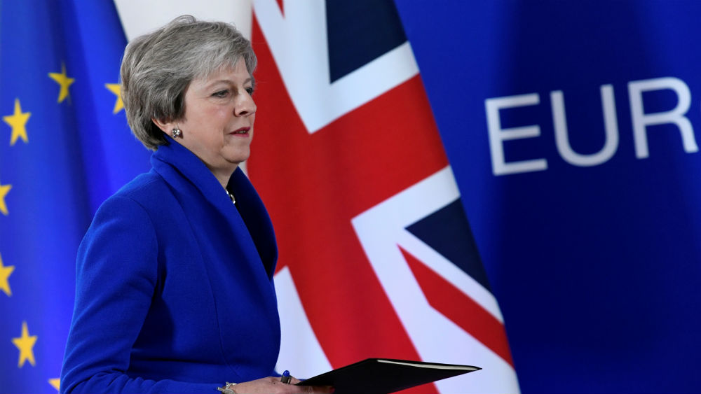 High Noon: May's Toughest Brexit Battle Begins