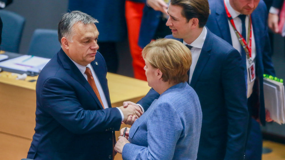Can Europe's Center-Right Handle Orbán?