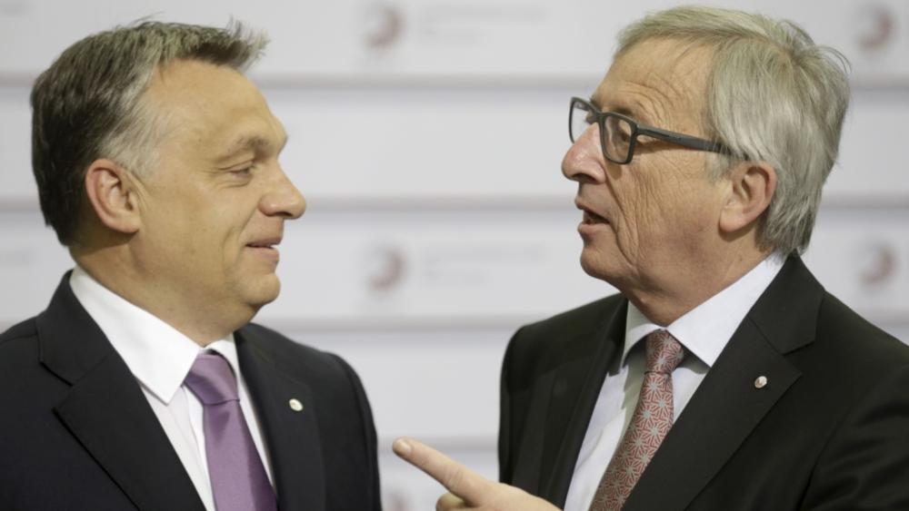 Orban vs Juncker for the EPP's Future