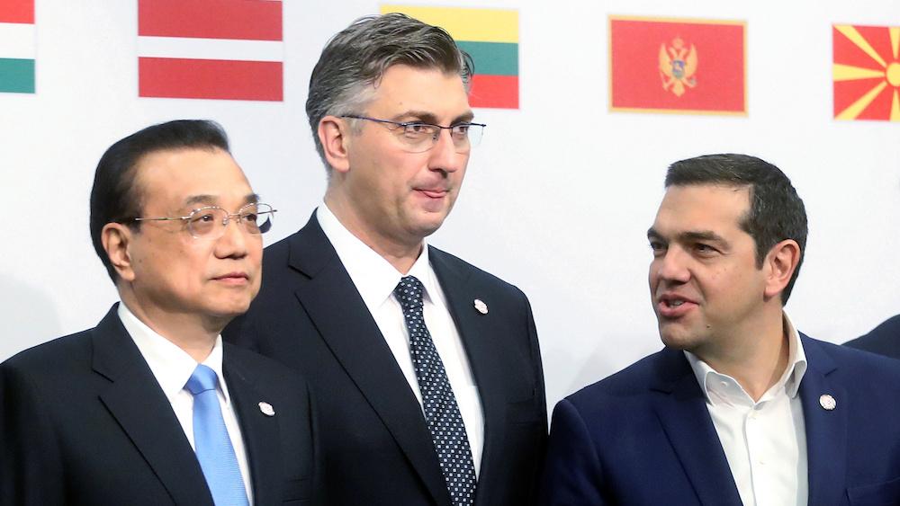 Will China Balkanize Europe?