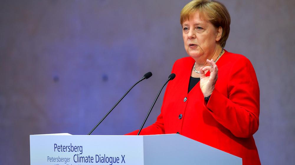 Merkel's Climate Pivot