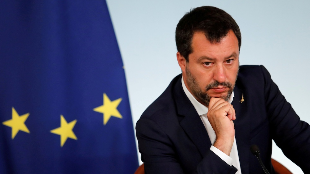 Is Italy Heading for the Door?