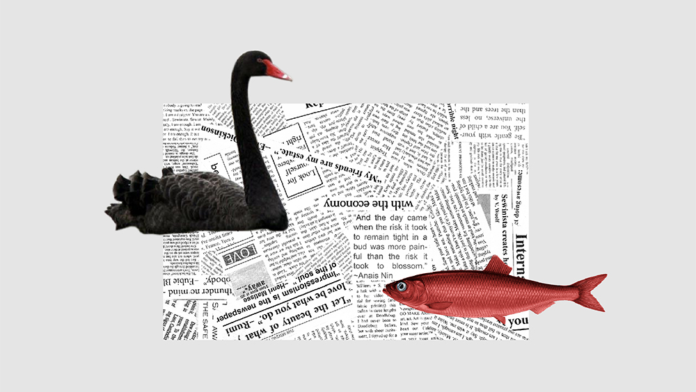 Red Herring & Black Swan: Ground Control to Ivory Tower