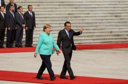 A Vulnerable Germany Finds it Hard to Say No to China