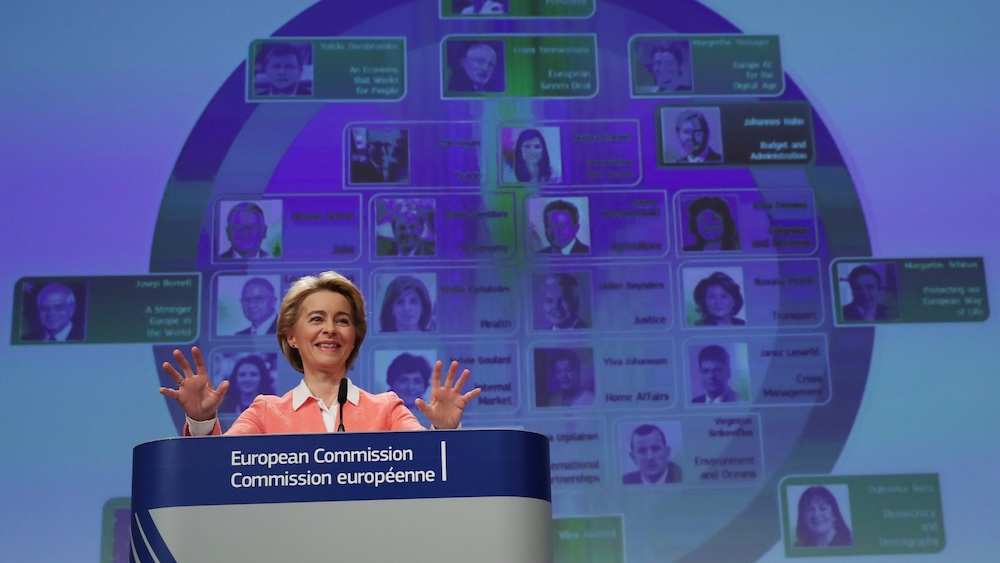Von Der Leyen Sets Out Vision For A Sovereign EU