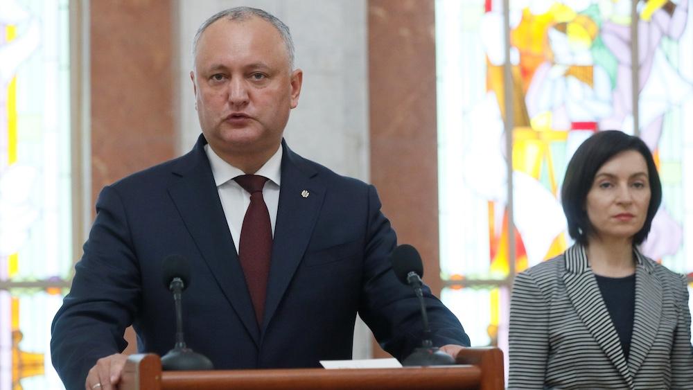 EU's Travails in Turbulent Moldova