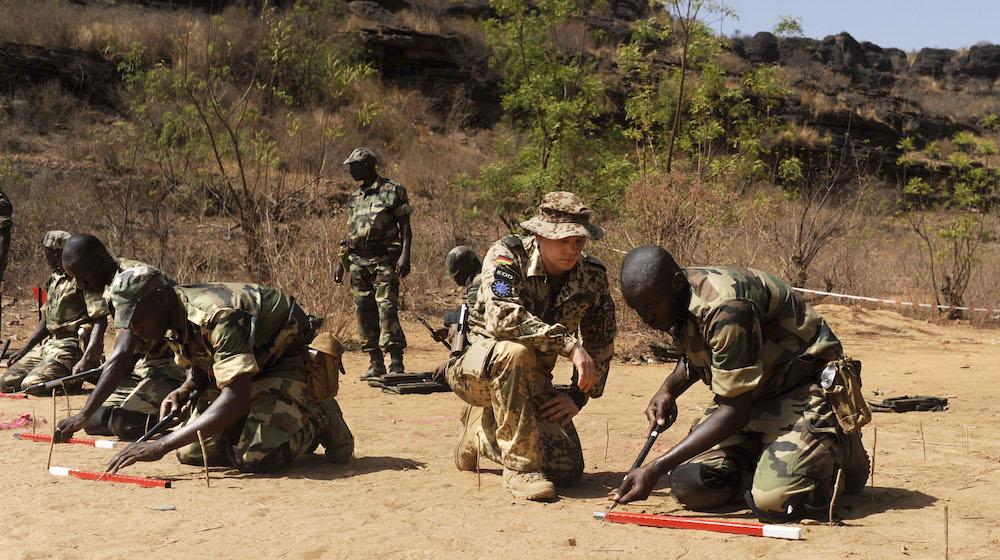 Rethinking Germany's Sahel Policy