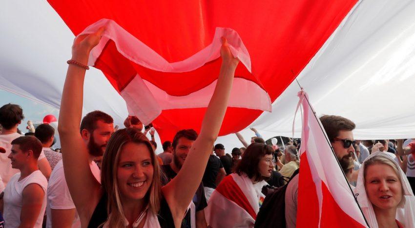 Belarus Primed to Break Free